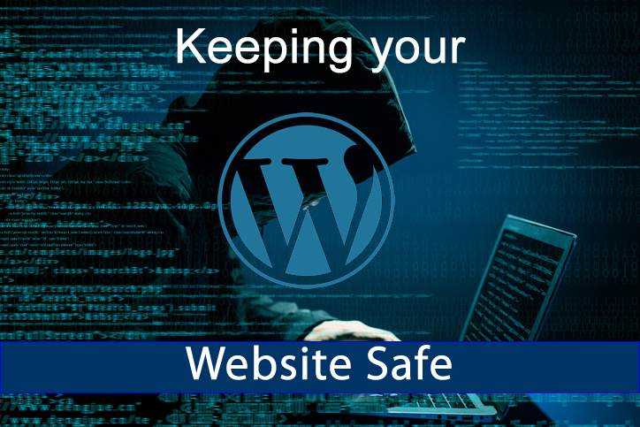 Keeping WordPress safe